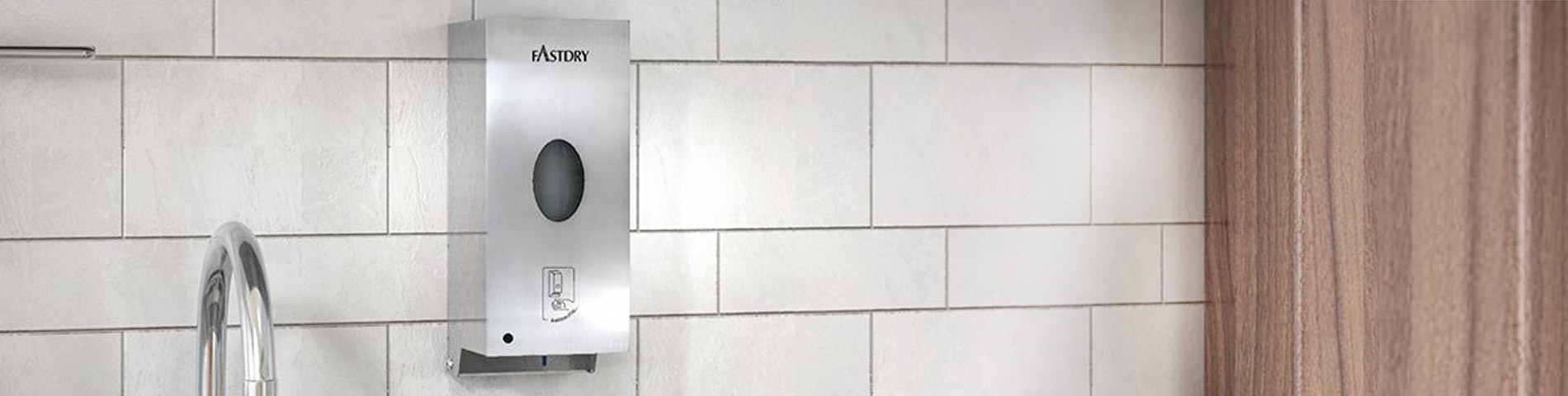 Volledig bereik van Auto Sanitizer Dispenser