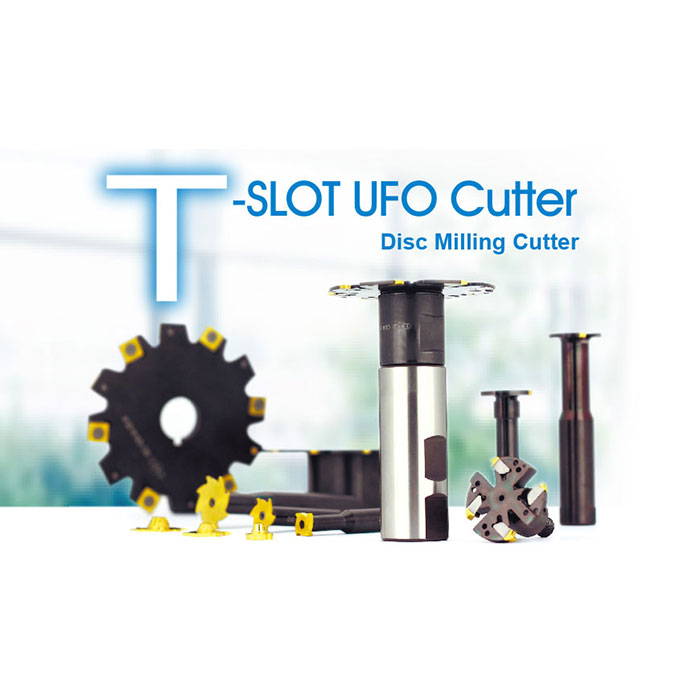 Disc Milling Cutter | Indexable Cutting Tools Manufacturing | YIH