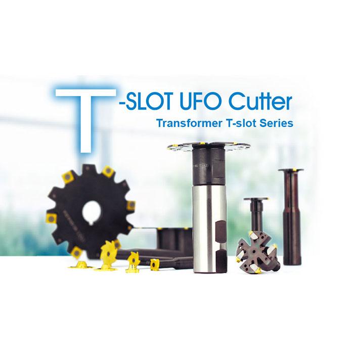 Cortador de ranura en T transformador