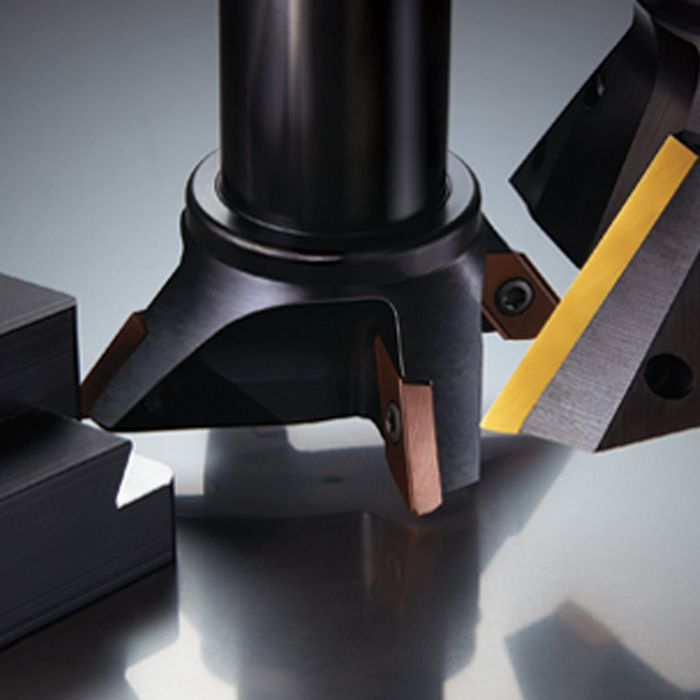 Indexable Dovetail Milling Cutter