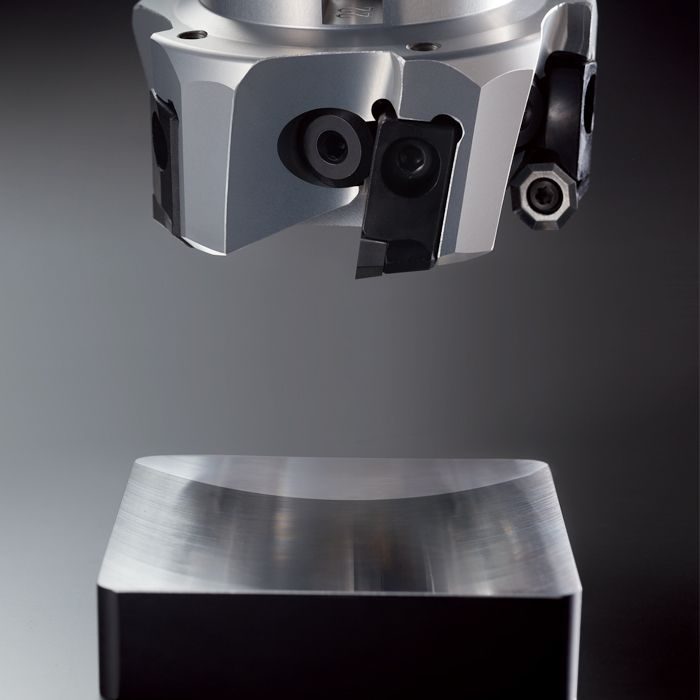 Aluminum Alloy Face Milling Cutter.
