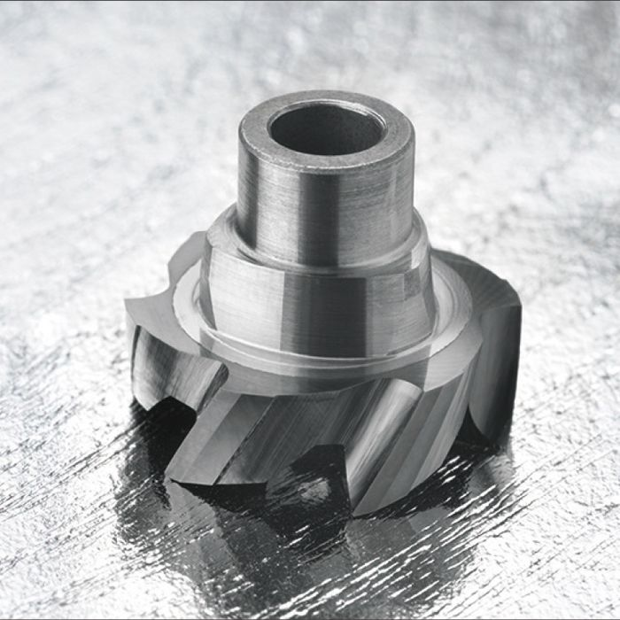 UFO MILL Exchangable Milling Heads Series.