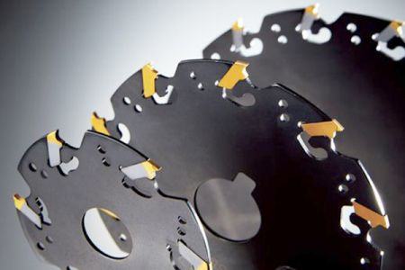 IndexableSlitting / Slotting / Cut-Off Series - Slitting / Slotting / Cut-off Series