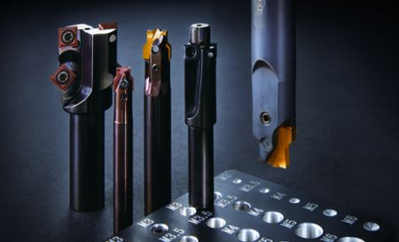 Indexable Milling Cutter Series - Indexable Milling Cutter Series