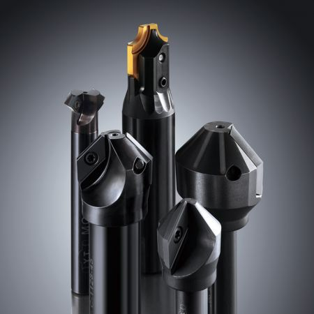 Chamfer Milling Cutter - Indexable Chamfer Milling Cutter