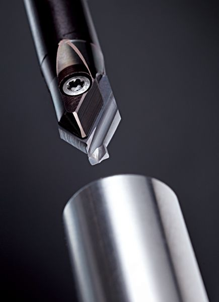 Center drill with almost Zero centric design and special geometry from Y.T. can drastically increase tool-life, reduce tool-cost and increase productivity.