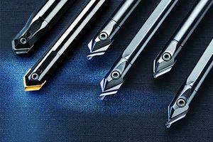 การออกแบบที่ไม่ธรรมดาเป็นศูนย์ - ดอกสว่านนำศูนย์แบบเปลี่ยนเม็ดมีด