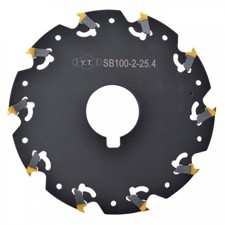 Indexable Saw Blade