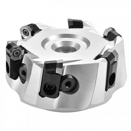 Fraise de face en aluminium - Fraise de face en aluminium