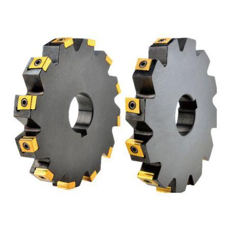 Straddle Milling Cutter - CDL / CDR - Straddle Milling Cutter - CDL / CDR.