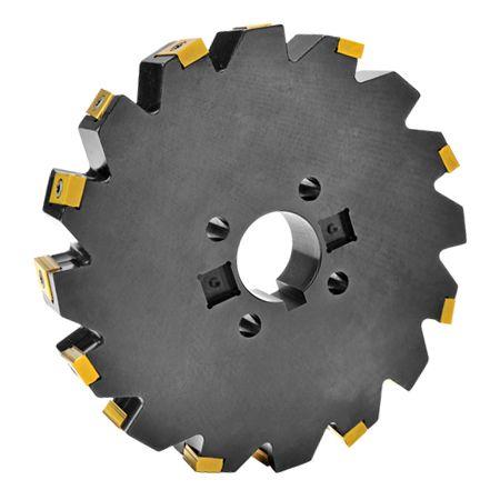 Back Milling Cutter - CWL