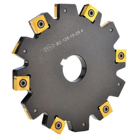 трехсторонняя дисковая фреза - трехсторонняя дисковая фреза Серия SC