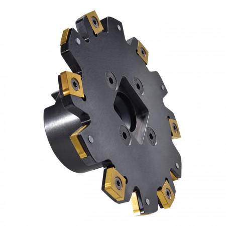 трехсторонняя дисковая фреза - трехсторонняя дисковая фреза Серия STL