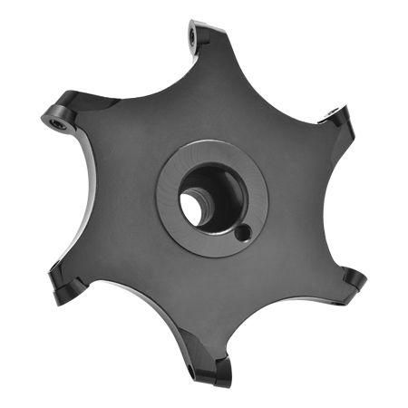 UFO T-slot Cutter (Fit round insert) - 3TR