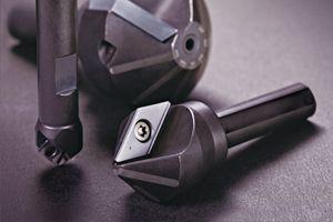 鑽床專用 - 捨棄式倒角刀