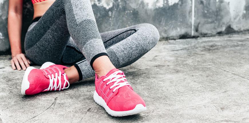 Produkte aus technischen Jacquard-Stoffen passen sich Ihrem Körper gut an.