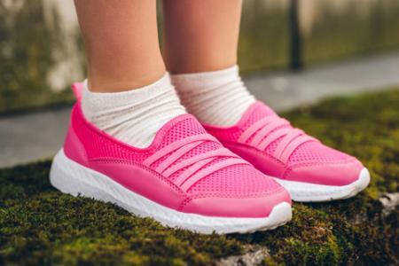 CORDURA® AFT fabrics use on casual walking shoes