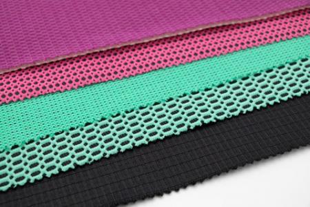 CORDURA® AFT-Gewebe - Das CORDURA® AFT-Gewebe hat eine ausgezeichnete Luftatmungsaktivität und eine Vielzahl von Texturen.
