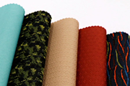CORDURA® ECO環保回收紗耐磨布 - CORDURA® ECO系列布種,採用高強力的回收聚酯PET紗線。