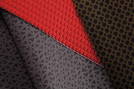 ARIAPRENE® TPE Foam Package Fabric: End use product application includes footwear, bags and backpacks, protection gear, and accessories.