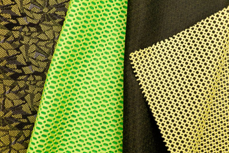 CORDURA® Durable Fabric - CORDURA® fabric is durable and excellent in abrasion resistance and tearing strength ability.