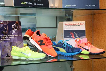 Applications - Chaussures de sport