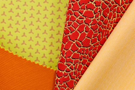 Material de tela ecológico