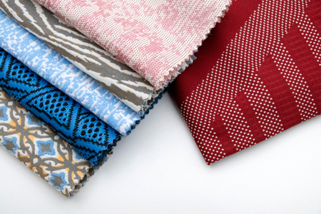 Engineering Jacquard-Textilien.