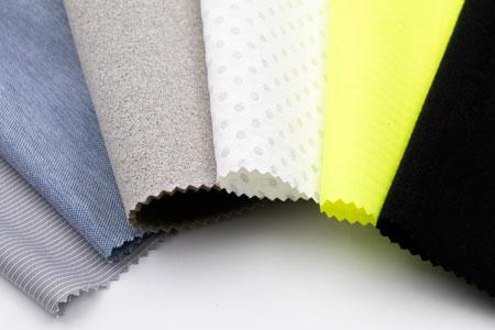 Outlast® 系列布料可運用在不同領域的消費性產品。