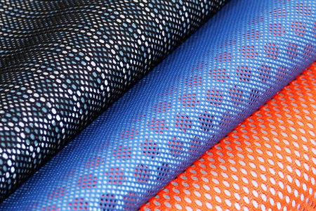 Safety & Protection Fabric - Reflective composite material.