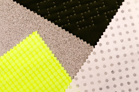 Regulación térmica / Tejido de aislamiento - Podemos personalizar el paquete de tejido de regulación térmica en función de diferentes usos finales.