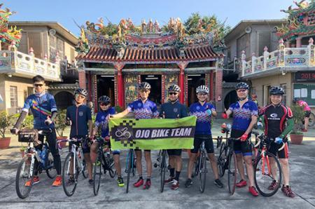 Club de vélo de Tiong Liong
