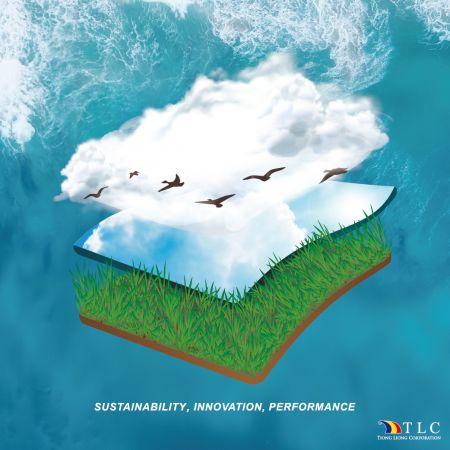 中良工业为环保、永续、机能性的复合材料供应商