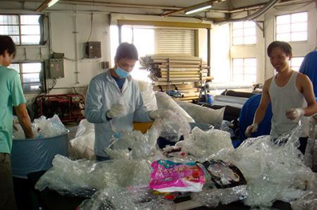 Processus de recyclage
