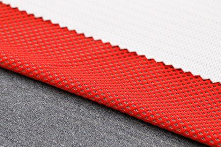X-STATIC® Silver Fiber Fabric (Now Rebrand as ionic+™) - X-STATIC® is a natural and permanent anti-bacteria and odor-control fabric.