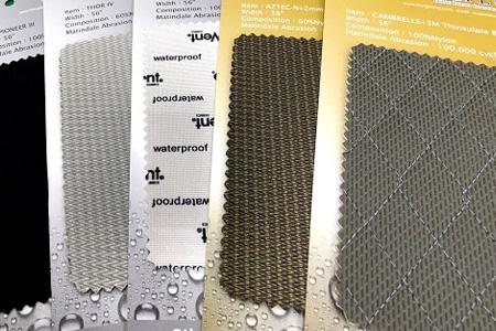 eVent® Tissu PTFE imperméable et respirant - QFW est eVent® série de tissus imperméables pour chaussures.
