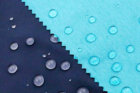 Wasserdichtes und atmungsaktives Gewebe