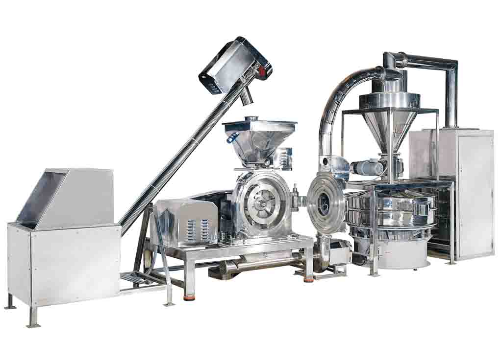 Health Food Grinding System