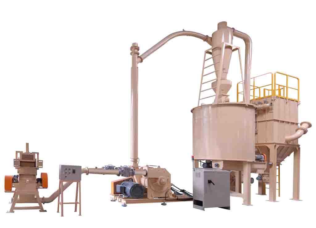 Umwelt-, Papier- und Recycling-System / TM-600 & CCM-520