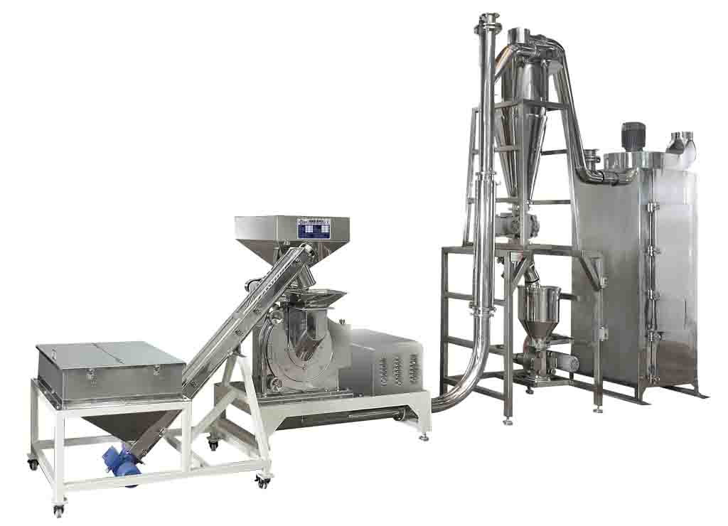 Sugar, Spices And Foodstuff Grinding System / PM-6