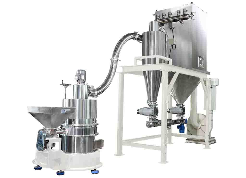 Système de broyage de produits chimiques et alimentaires / ICM-750