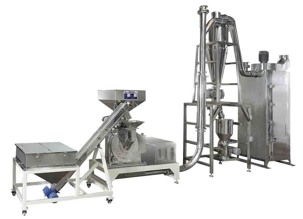 Système de broyage de sucre, d'épices et de produits alimentaires / PM-6