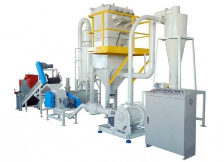 نظام طحن المواد التطبيقية