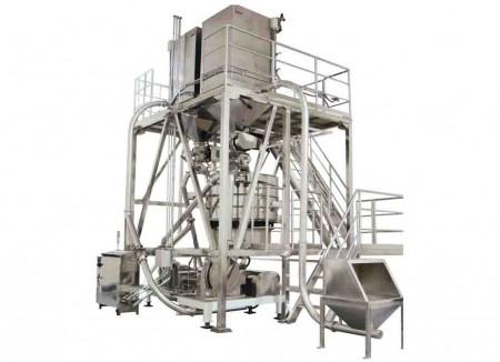 Система измельчения биотехнологий и трав