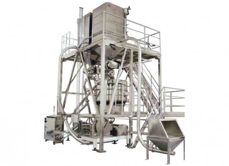Biotech And Herbs Grinding System