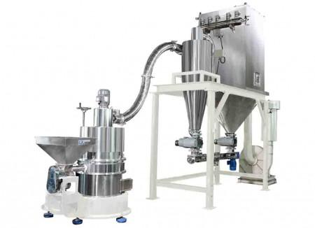 化学品、食品材料粉砕システム(ICM-750)