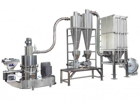 نظام الطحن المصنف بالصدمات (ICM-640)