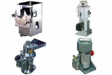 小型/实验室磨粉机
