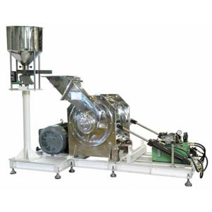 Turbomühle