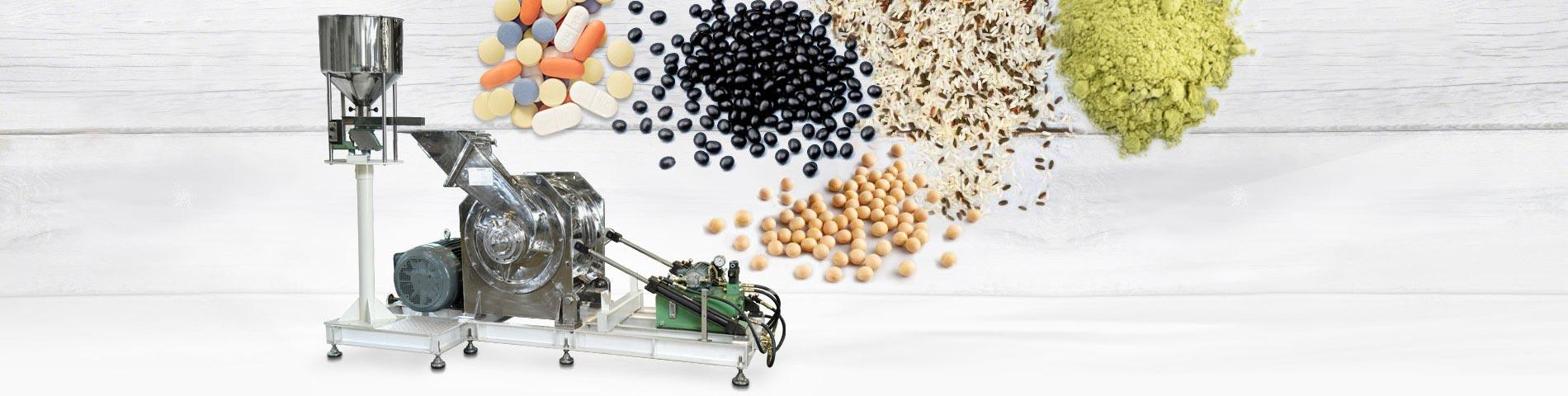 Innovative Powder Processing Equipment